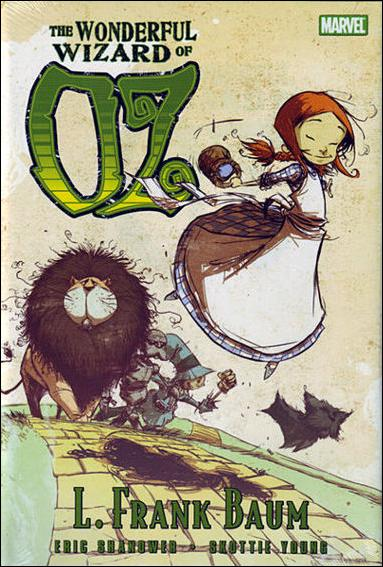 Oz: The Wonderful Wizard of Oz nn-A by Marvel