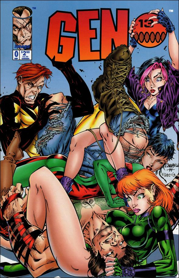 Gen13 (1994) 0-A by Image