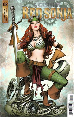 Legenderry Red Sonja (2018) 2-A