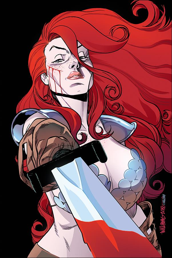 Red Sonja (2017) 25-G by Dynamite Entertainment