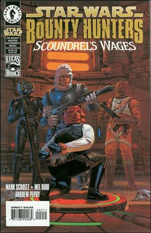 Star Wars: The Bounty Hunters - Scoundrel's Wages nn-A