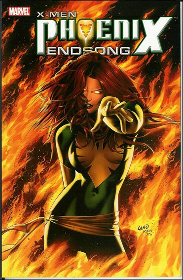 X-Men: Phoenix - Endsong nn-A by Marvel