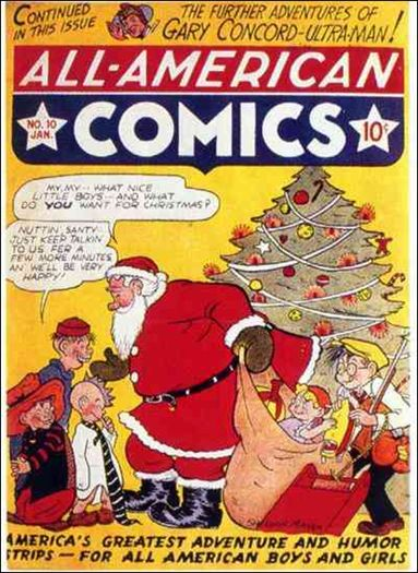 All-American Comics (1939) 10-A by DC