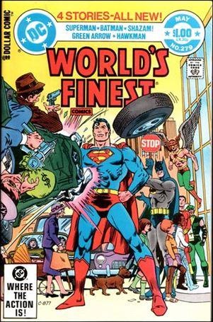 World's Finest Comics 279-A