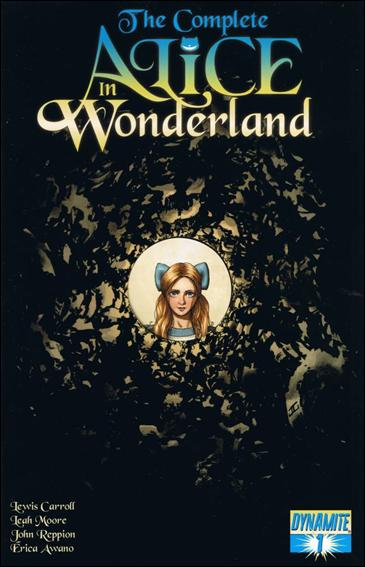Complete Alice in Wonderland 1-A by Dynamite Entertainment