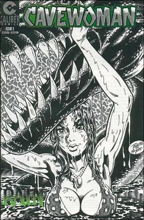 Cavewoman: Rain 3-A