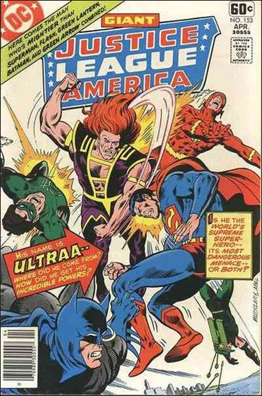 Justice League of America (1960) 153-A by DC