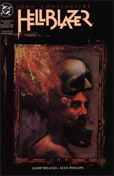 Hellblazer 36-A by Vertigo