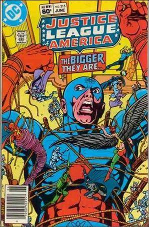 Justice League of America (1960) 215-A
