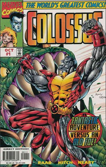 Colossus 1-A by Marvel