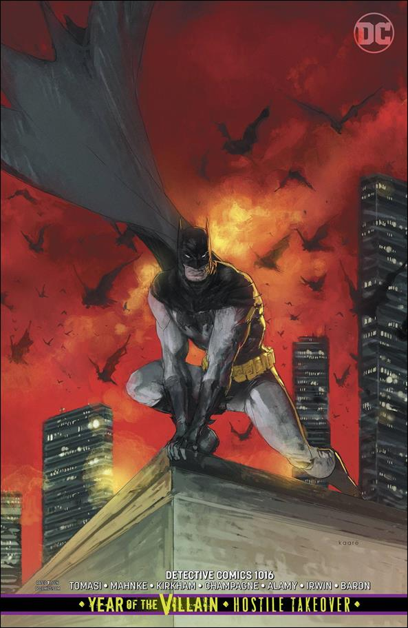 Detective Comics (1937) 1016-B by DC