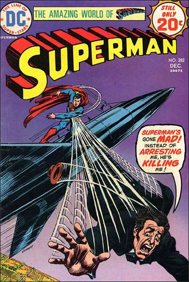 Superman (1939) 282-A by DC