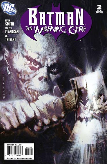 Batman: The Widening Gyre 2-A by DC