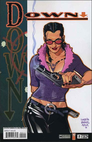 Down 2-A by Top Cow