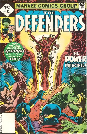 Defenders (1972) 53-C by Marvel