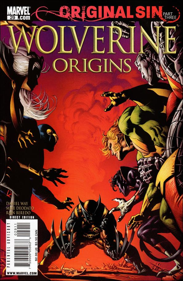 Wolverine: Origins 29-A by Marvel