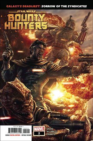 Star Wars: Bounty Hunters 2-A