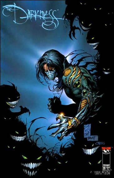 Darkness (1996) 8-B by Top Cow
