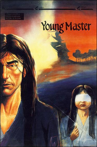 Young Master 8-A by New Comics Group