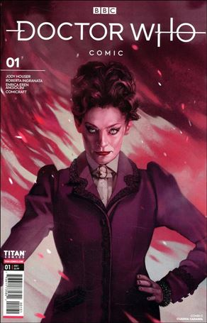 Doctor Who: Missy 1-C