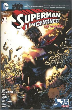 Superman Unchained 1-P