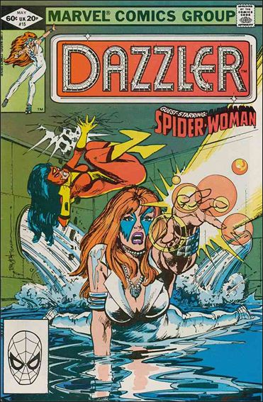Dazzler (1981) 15-A by Marvel