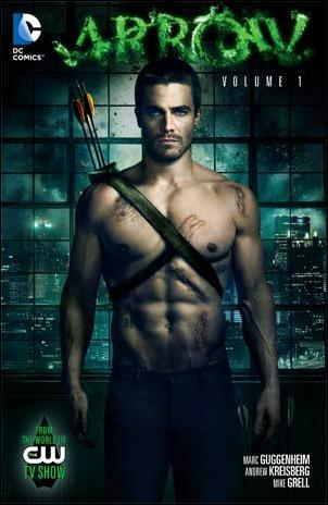 Arrow 1-A by DC