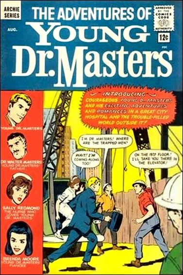 Adventures of Young Dr. Masters 1-A by Archie
