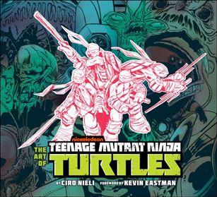Art of Teenage Mutant Ninja Turtles nn-A