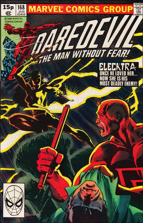 Daredevil (1964) 168-B by Marvel
