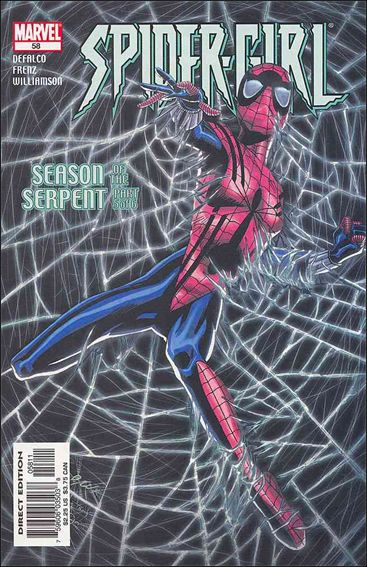Spider-Girl (1998) 58-A by Marvel