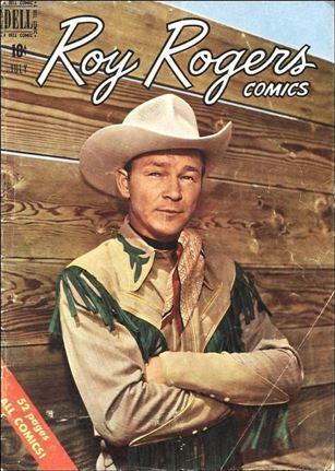 Roy Rogers Comics 31-A