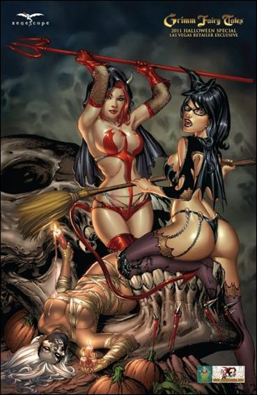 Grimm Fairy Tales: Halloween Special 3-C by Zenescope Entertainment