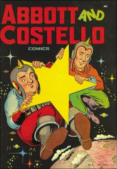 Abbott and Costello (1948) 3-A by St. John