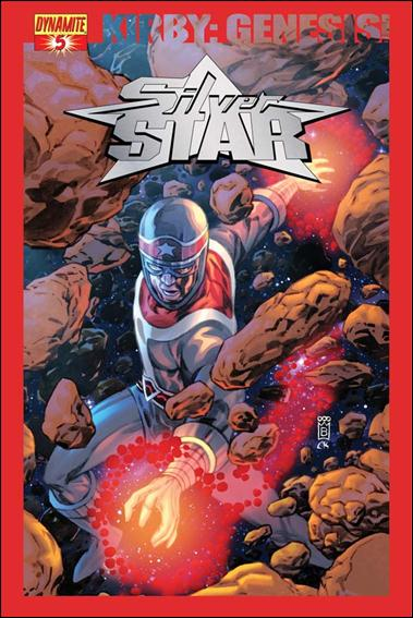Kirby: Genesis - Silver Star 5-C by Dynamite Entertainment