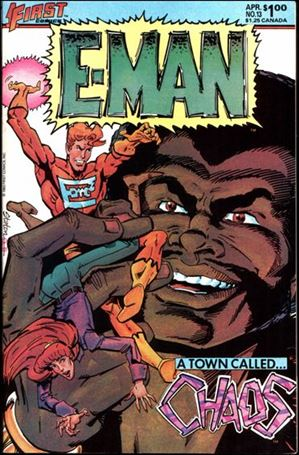 E-Man (1983) 13-A