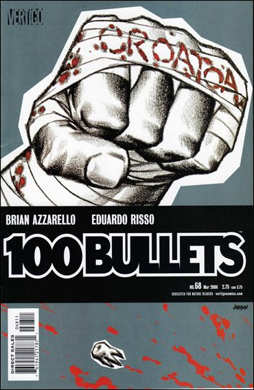 100 Bullets 68-A by Vertigo