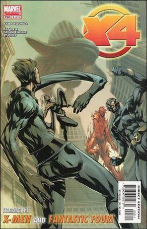 X-Men/Fantastic Four 3-A