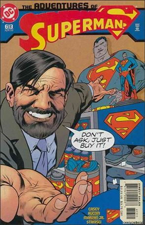 Adventures of Superman (1987) 613-A