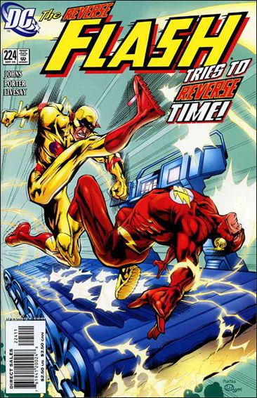 Flash (1987) 224-A by DC