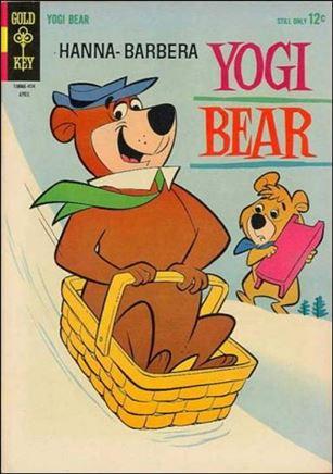 Yogi Bear (1961) 16-A
