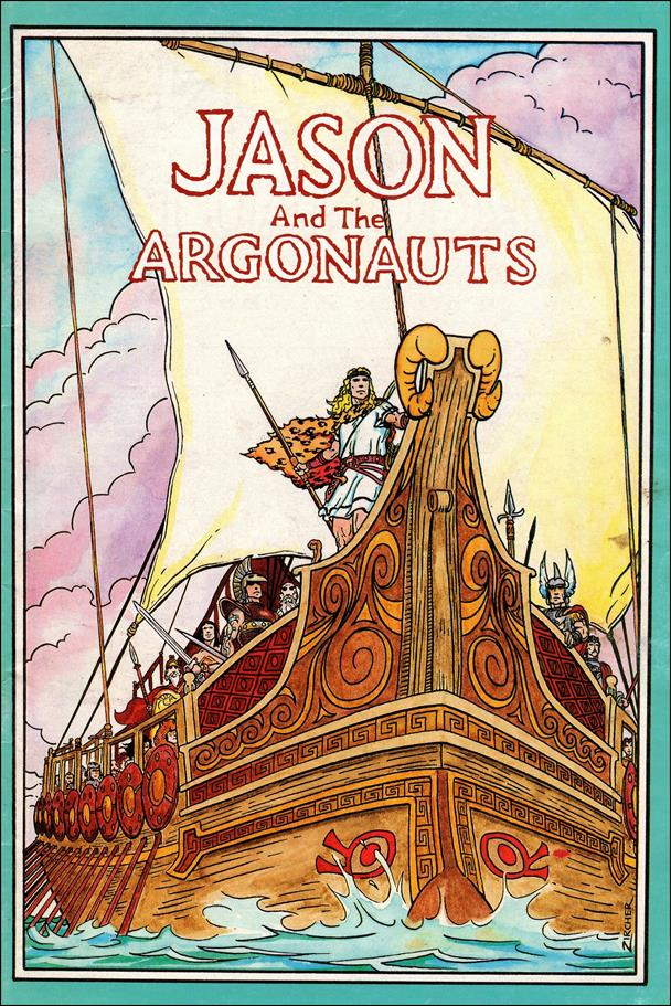 Jason and the Argonauts (1990) 4-A by Tome