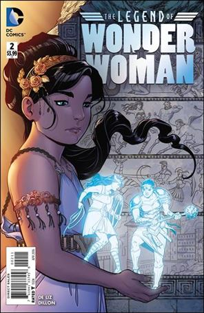 Legend of Wonder Woman (2016) 2-A