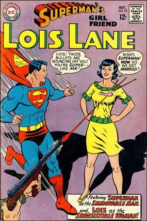 Superman's Girl Friend Lois Lane 78-A