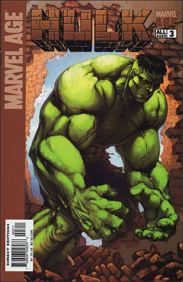 Marvel Age: Hulk 3-A by Marvel