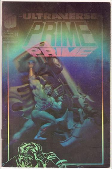 Prime (1993) 1-D by Malibu