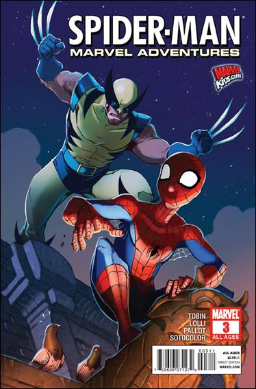 Marvel Adventures Spider-Man (2010) 3-A by Marvel
