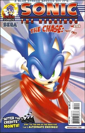 Sonic the Hedgehog (1993) 259-A