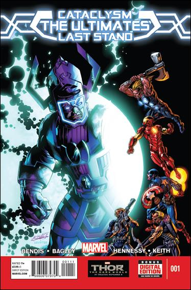 Cataclysm: The Ultimates' Last Stand 1-A by Marvel