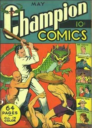 Champion Comics 7-A